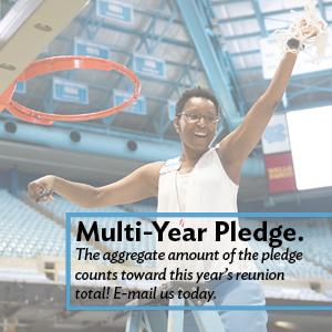 Multi-Year Pledge
